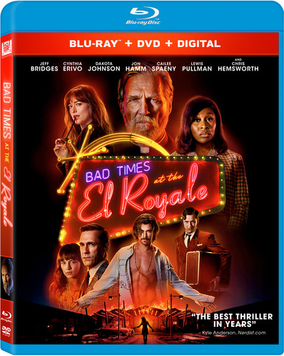 Bad Times at the El Royale [Blu-ray/DVD]