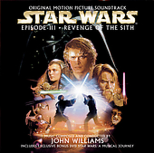 John Williams-Star Wars: Episode III - Revenge of the Sith (Original Soundtrack)