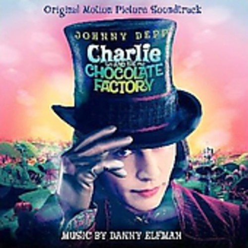 Various Artists-Charlie and the Chocolate Factory (Original Soundtrack)