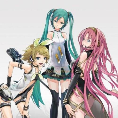 Vocaloanthems Featuring Hatsune Miku /  Various [Import]