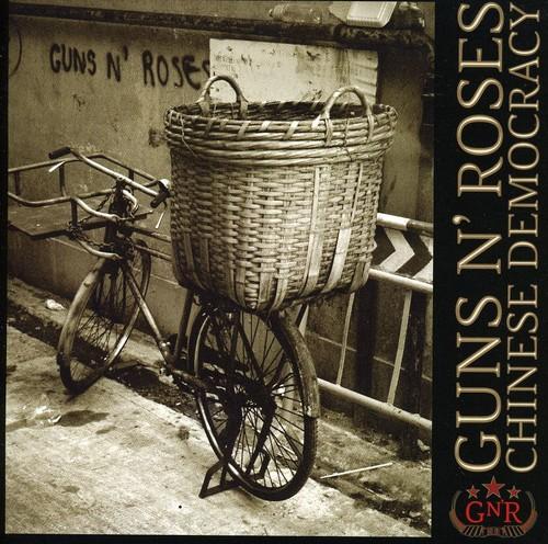 Guns N Roses-Chinese Democracy