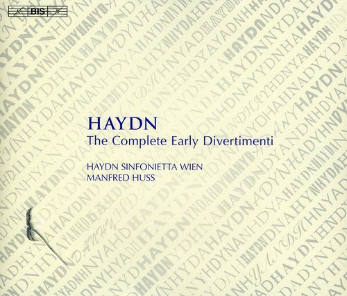 Complete Earyly Divertimenti