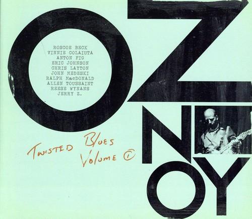 Twisted Blues, Vol. 1