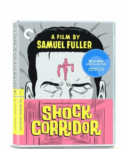 Shock Corridor (Criterion Collection)