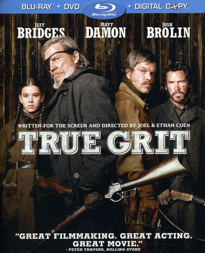 True Grit [2 Discs] [Blu-ray/DVD]