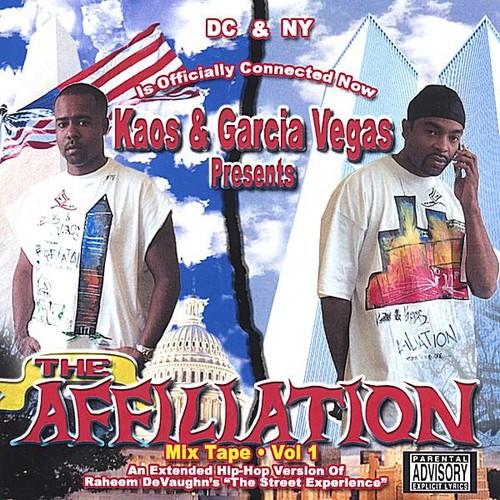 Affiliation Mixtape 1 /  Various