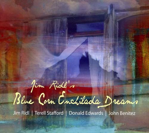 Blue Corn Enchilada Dreams