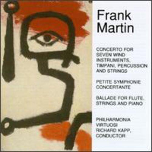 Martin, Frank : Petite Symphonie Concertante