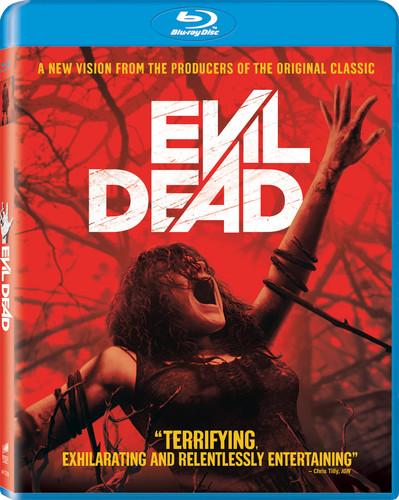 Evil Dead [UltraViolet] [Blu-ray]