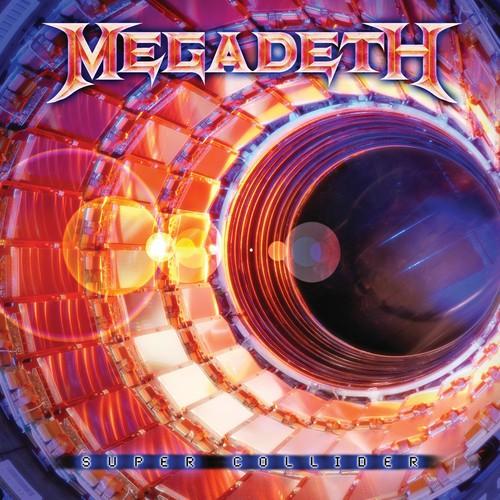 Megadeth-Super Collider