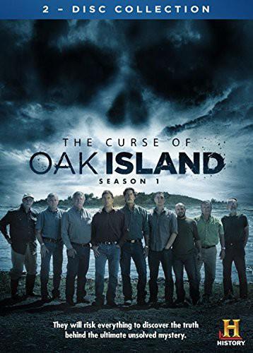 The Curse of Oak Island: Season 1