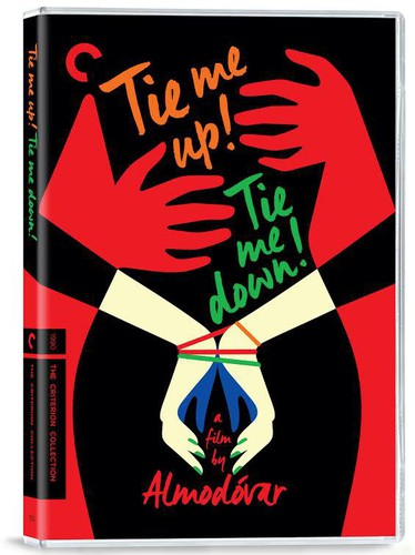 Tie Me Up Tie Me Down (Criterion Collection)