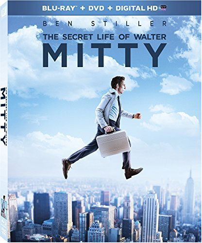 Secret Life of Walter Mitty [2 Discs] [Blu-ray/DVD]