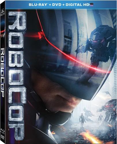 Robocop [2 Discs] [UltraViolet] [Blu-ray/DVD]