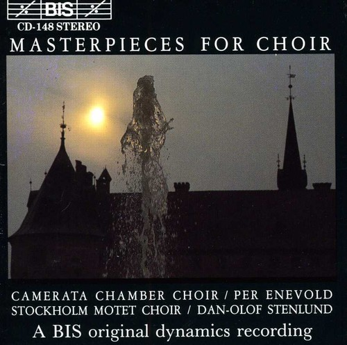 Masterpieces for Choir /  Various