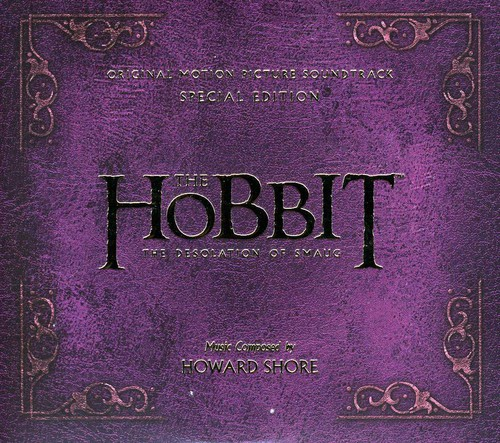 Hobbit: Desolation of Smaug: Special Edition / Ost-The Hobbit: The Desolation of Smaug (Original Motion Picture Soundtrack) (Special Edition)