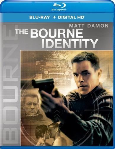 Bourne Identity [UltraViolet] [Blu-ray]