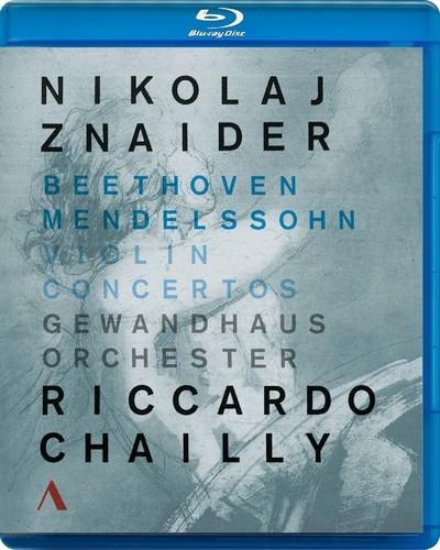 Beethoven & Mendelssohn: Violin Concertos