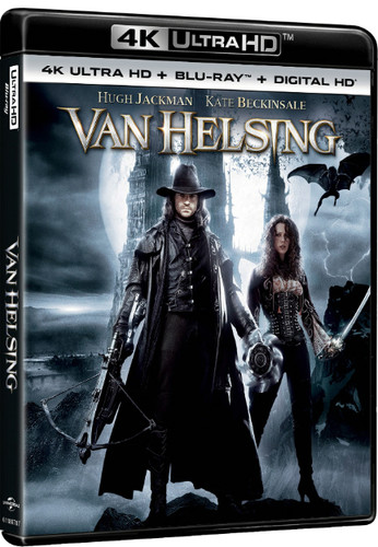 Van Helsing [UltraViolet] [4K Ultra HD Blu-ray] [2 Discs]