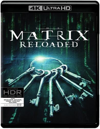 Matrix Reloaded [4K Ultra HD Blu-ray/Blu-ray]