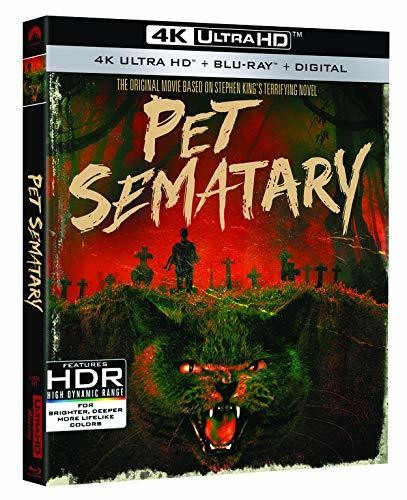 Pet Sematary [4K Ultra HD Blu-ray/Blu-ray]