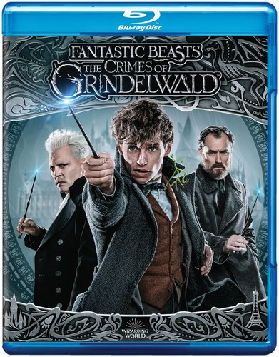 Fantastic Beasts: The Crimes of Grindelwald [Blu-ray/DVD]