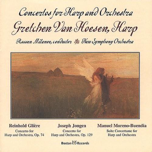 Concertos for Harp & Orchestra /  Various