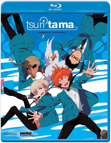 Tsuritama: Complete Collection