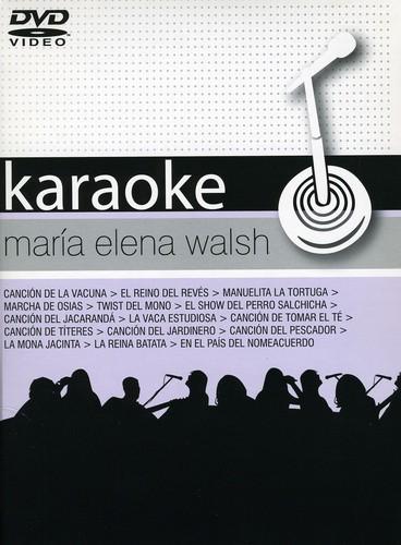 Karaokes Maria Elena Walsh [Import]