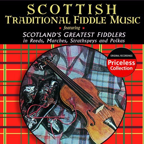 Scottish Traditional Fiddle Music /  Various
