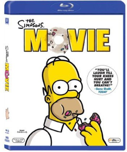 Simpsons Movie [Import]