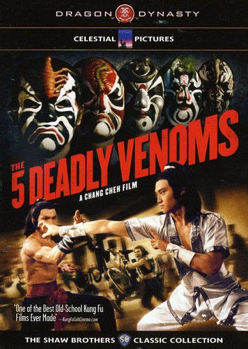 The 5 Deadly Venoms