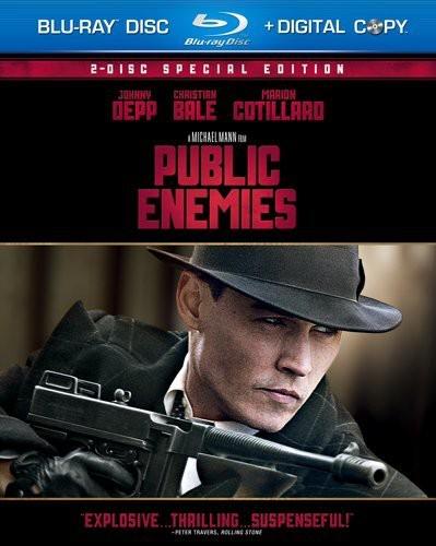 Public Enemies [Special Edition] [2 Discs] [Blu-ray]