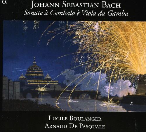 Sonata for Harpsichord & Viola Da Gamba