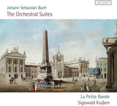 Orchestral Suites BWV 1066 1069