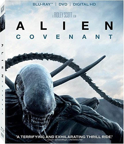Alien: Covenant [Blu-ray/DVD]