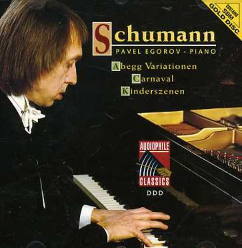 Schumann: Abegg Vartiationen /  Carnaval