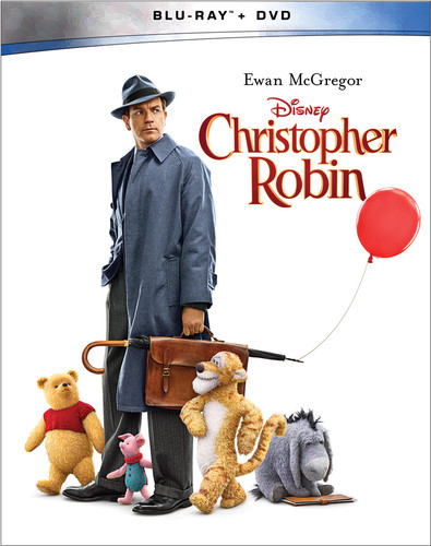Christopher Robin [Blu-ray/DVD]