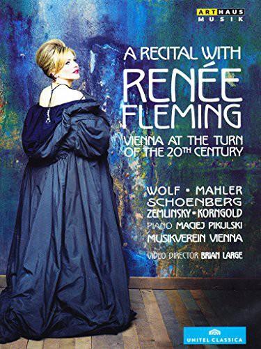 Recital With Renee Fleming