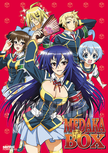 Medaka Box Complete Collection