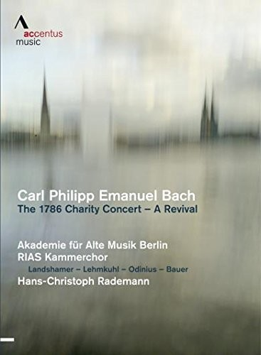 1786 Charity Concert - A Revival