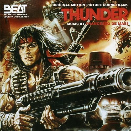 Thunder /  Thunder 3 (Original Soundtrack) [Import]