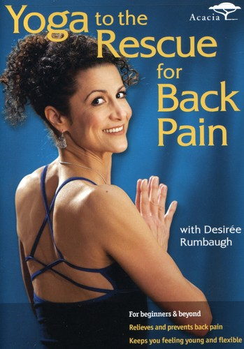 Yoga to the Rescue: For Back Pain