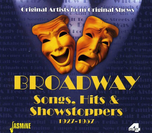 Broadway Songs, Hits and Showstoppers [Import]
