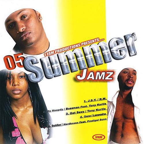 1Fam Productions Presentssummer Jamz /  Various