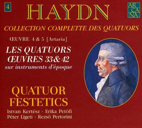 Complete Quartets