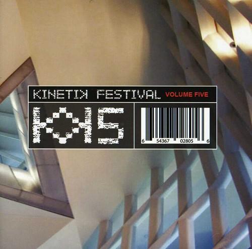 Kinetik Festival, Vol. 5