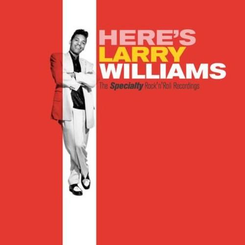 Heres Larry Williams [Import]