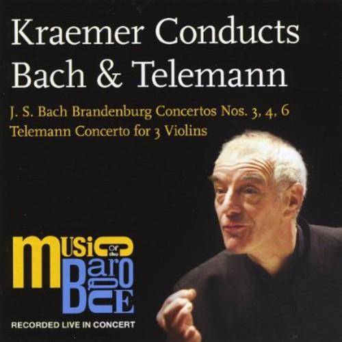 Kraemer Conducts Bach & Telemann