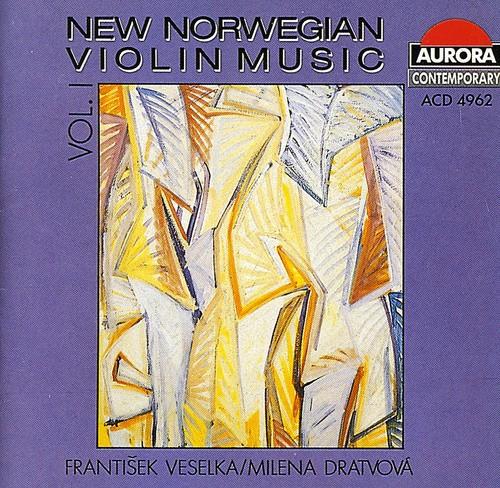 New Norwegian Violin Music 1